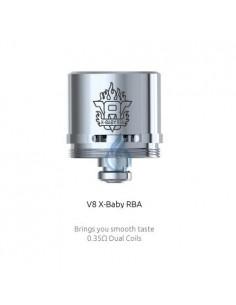 RBA TFV8 X Baby de Smok