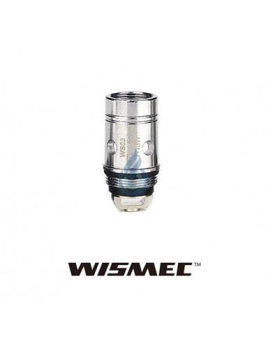 Resistencia WS03 MTL de Wismec
