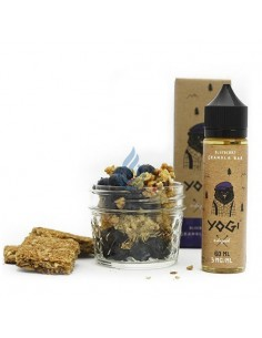 Blueberry Granola Bar de Yogi eLiquid 50ml