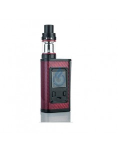 KIT Majesty Carbon Fiber 225W + TFV8 X-Baby de SMOK