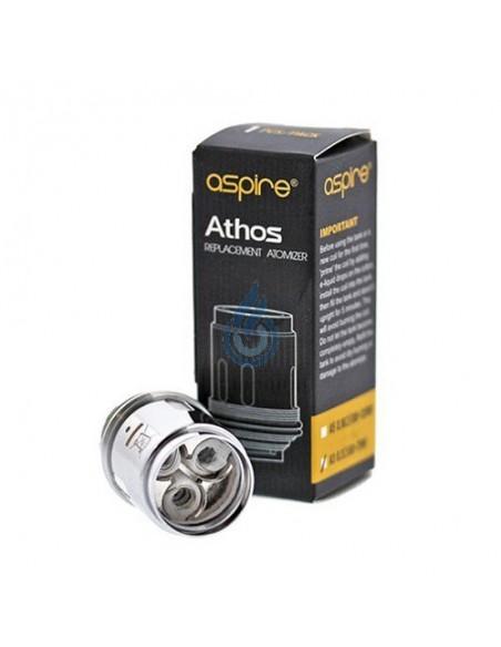 Resistencias Athos de Aspire