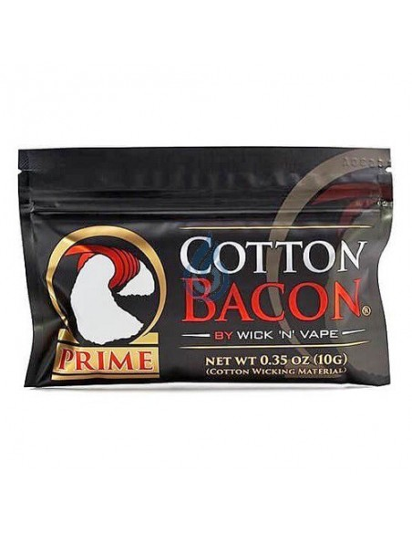 Cotton Bacon Prime de Wick N Vape