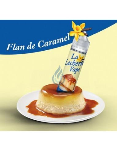 Flan de caramelo  de La Lecheria
