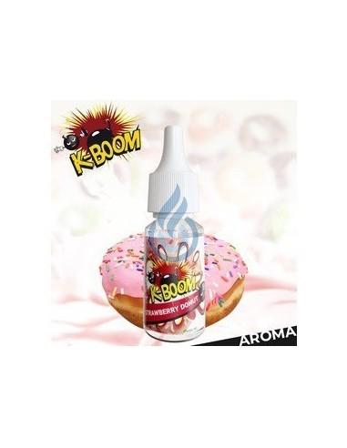 Aroma Strawberry Donut de K-Boom
