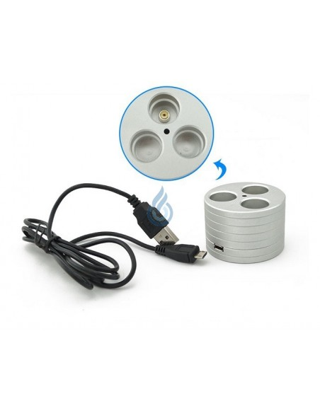 Soporte expositor ALUMINIO (XL-USB)