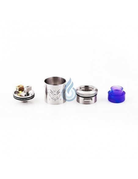 Dead Rabbit SQ 22mm RDA de Hellvape