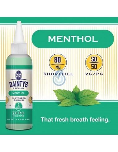 Menthol de Dainty's Premium