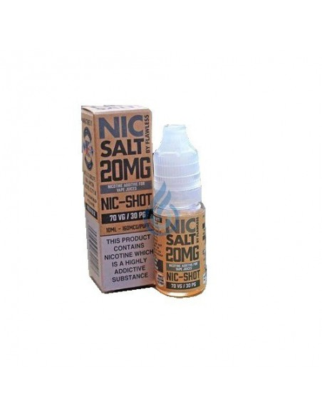 Nicokit en SALT de nicotina 10ml  de Flawless