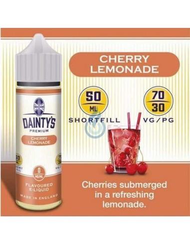 Cherry Lemonade de Dainty's Premium 50ml