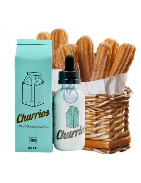 Líquido Churrios de The Milkman 50ml