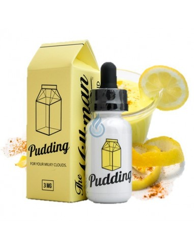 Líquido Pudding  The Milkman 50ml