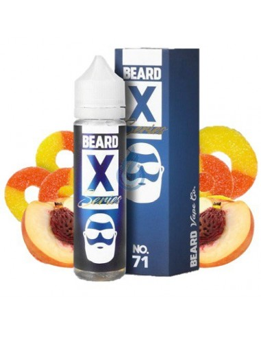 Líquido Nº71 de Beard Vape Co