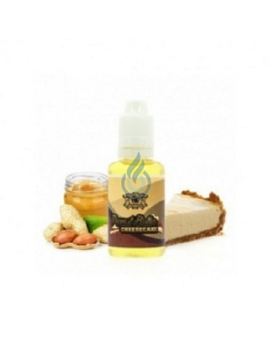 AROMA Peanuts Butter Cheesecake de Chefs Flavours
