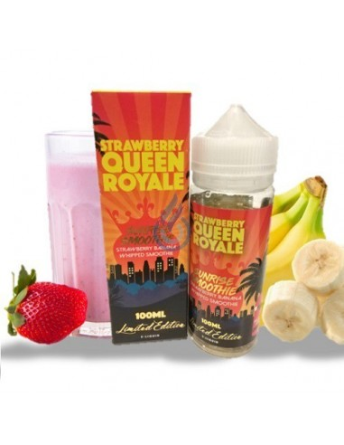 Sunrise Smoothie de Strawberry Queen Royale 100ml