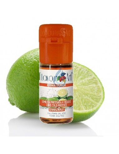 Aroma Lime Cold Pressed de Flavour Art