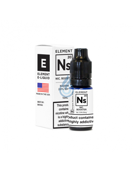 Nicokit en SALT de nicotina 10ml  de Element E-liquid