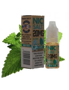 Líquido NIC SALT Classic Mint de Flawless