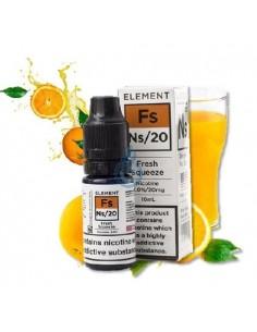 Líquido NIC SALT Fresh Squeeze de Element