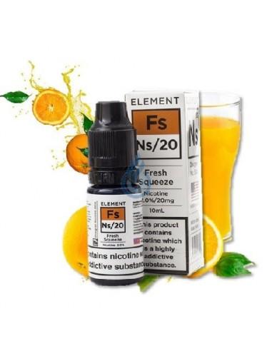 Fresh Squeeze en SALT de nicotina 10ml de Element E-liquid