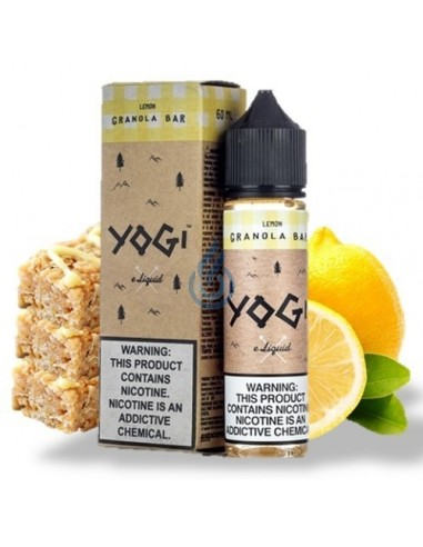 Líquido Lemon Granola Bar de Yogi 50ml