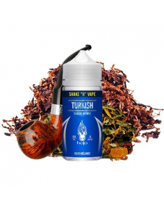 LÍQUIDO Turkish Tobacco de Halo 50ml