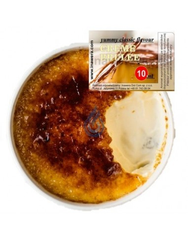 Aroma Creme Brulee de Inawera