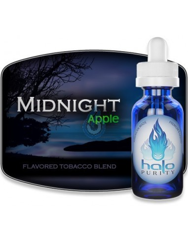 Líquido Halo Midnight Apple