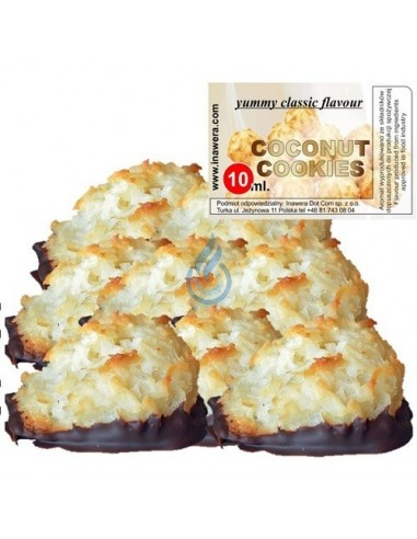 Aroma Inawera Coconut Cookies
