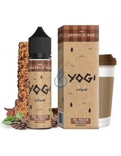 Líquido Java Granola Bar Yogi 50ml