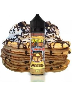 Líquido Snikkers de Pancake factory 50ML