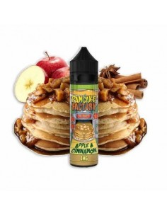 Líquido Apple Cinnamon de Pancake factory 50ML
