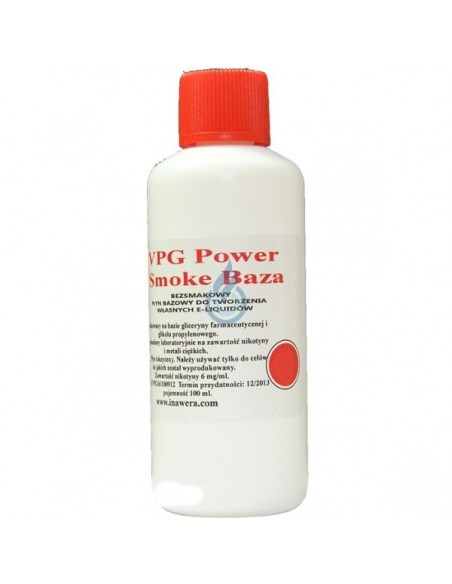 Base VPG. Power Smoke 100ml