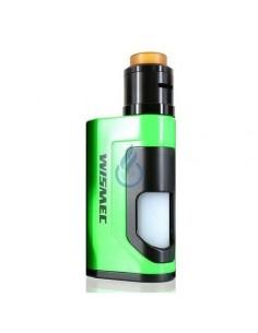 Kit Luxotic DF 200W + RDA Guillotine V2 de Wismec