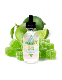 Líquido Sour Sweet de Naked