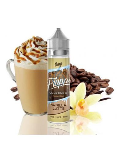 Líquido Vainilla Latte Frappe de Pancake factory 50ML