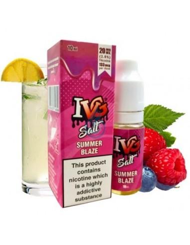 Líquido NIC SALT Summer Blaze de IVG