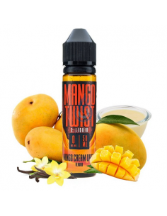 Líquido Mango Cream Dream de Mango Twist 50ml