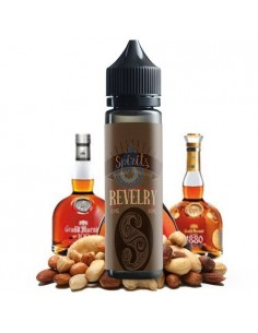 Líquido Revelry Spirits de Flavorific 50ml