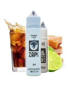 Líquido Vintage Cola + Salt Nicokit de ZAP! 60ml