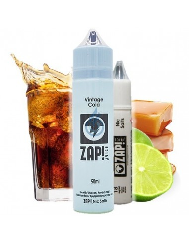 Vintage Cola de ZAP!