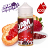 Líquido Strawberry de Jam Monster 100ml