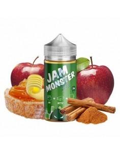 Líquido Apple de Jam Monster 100ml