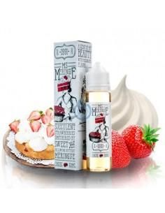 Líquido Strawberry Pie de Miss Meringue