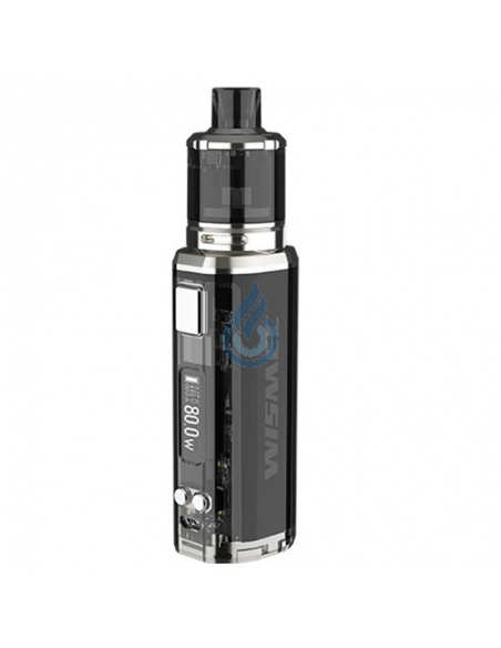 KIT Sinuous V80 + Amor NSE de Wismec
