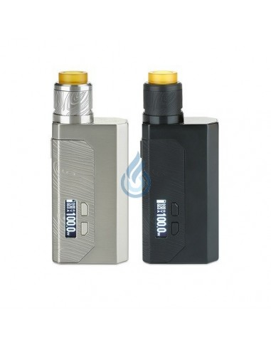 Kit Luxotic MF con Guillotine V2 de Wismec