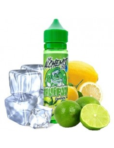 Líquido Kalippooh Cerebral Stroke Lima-Limón de The Alchemist Juice 50ml