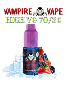 Líquido Heisenberg 70/30 de Vampire Vape 10ml