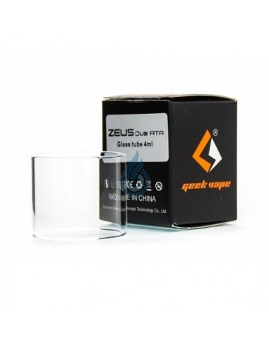 Depósito Pyrex para Zeus Dual RTA de 4ml Geekvape
