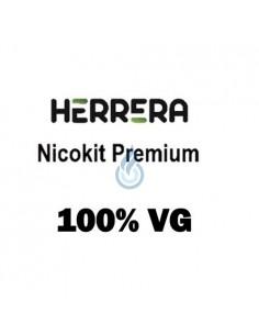 Nicokit Premium 100% VG de Herrera