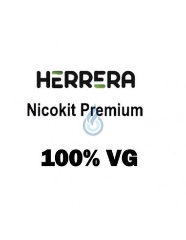 Nicokit Premium 18mg 100% VG de Herrera